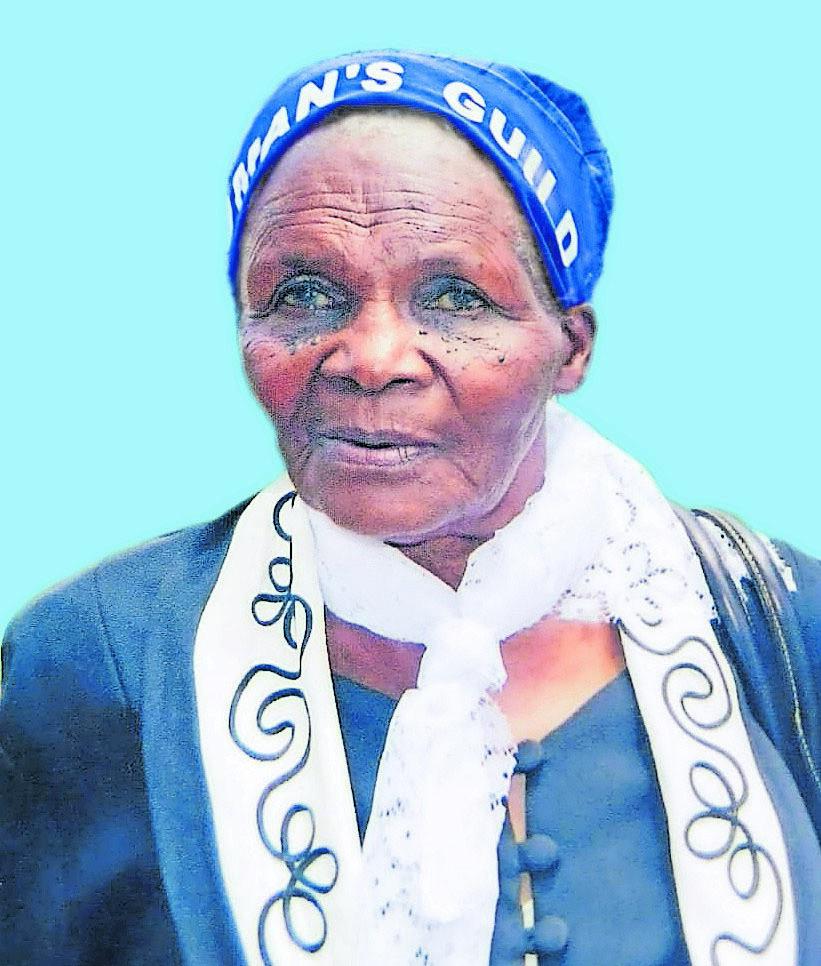 Mrs. Eunice Nkunu Mburia (Mwalimu)