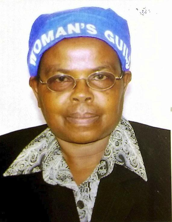 Lucy Gathoni Njunia