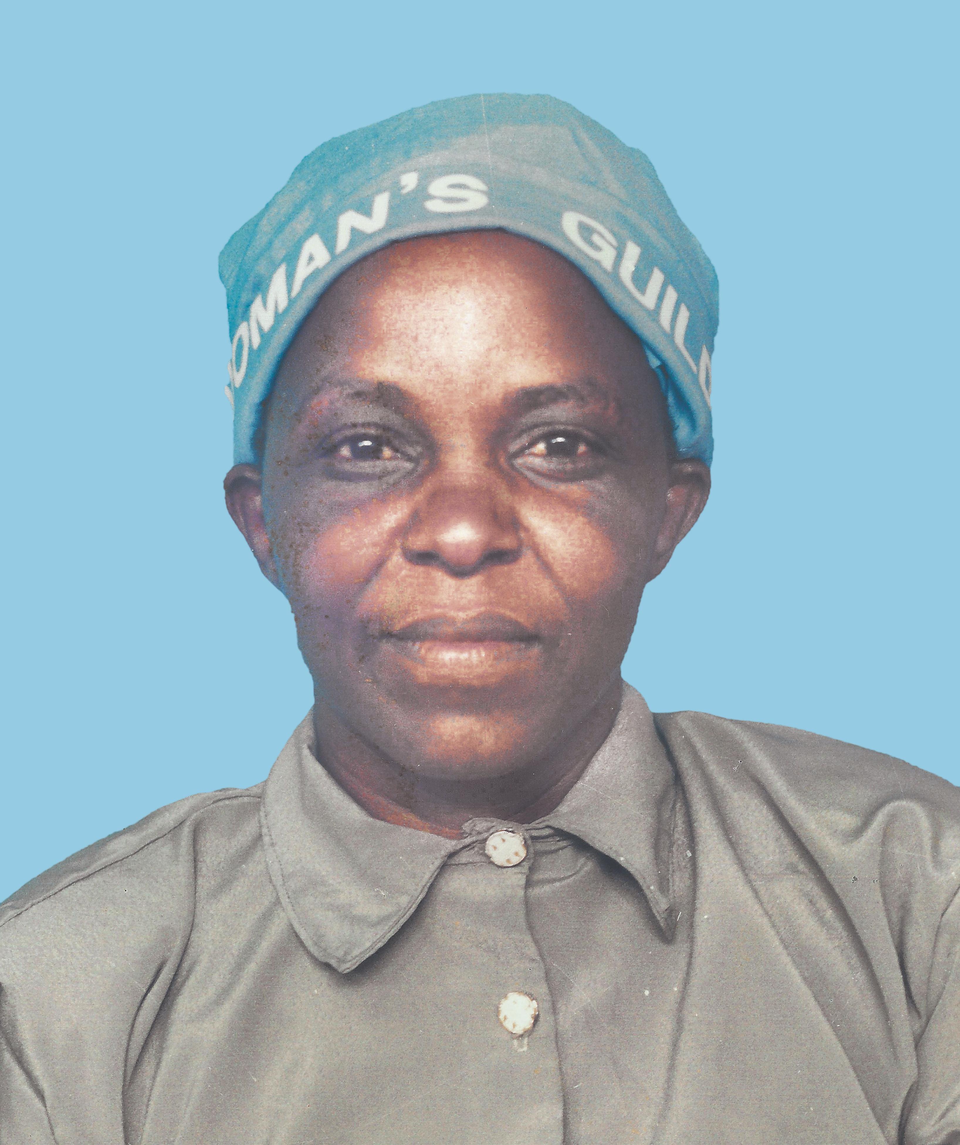 Margaret Wamuyu Kahindi