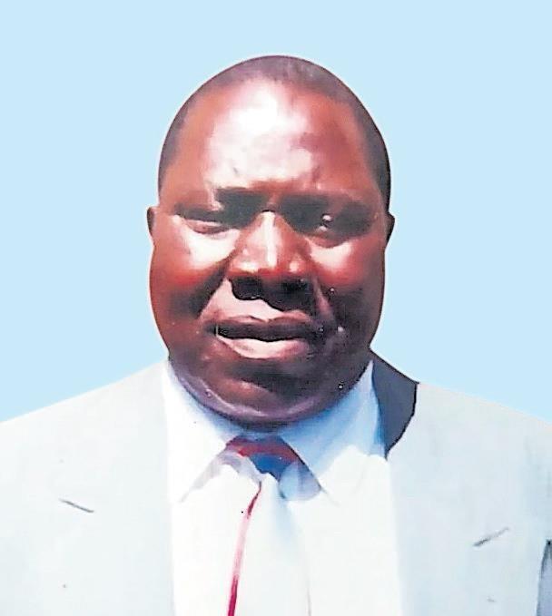 Moses Mungai Kuria  (Muhoro/mbembe)