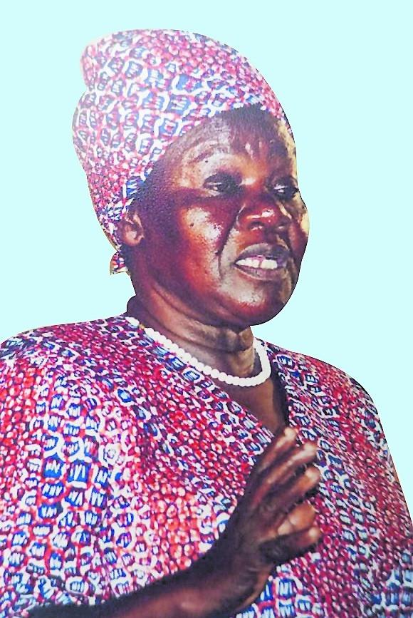Mwalimu Florence Oyiela Sakwa