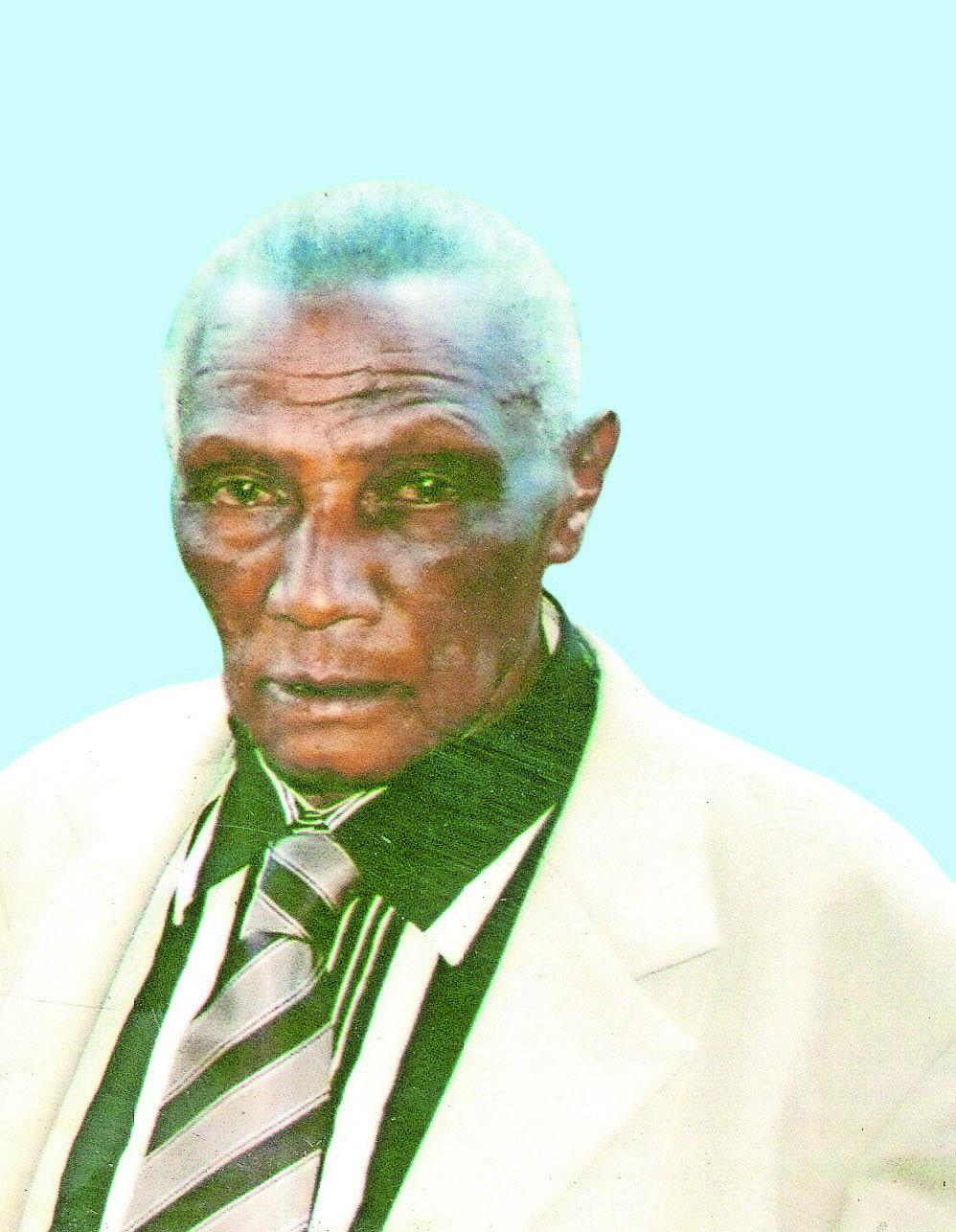 Mwalimu Edward Ndirui Gathungu