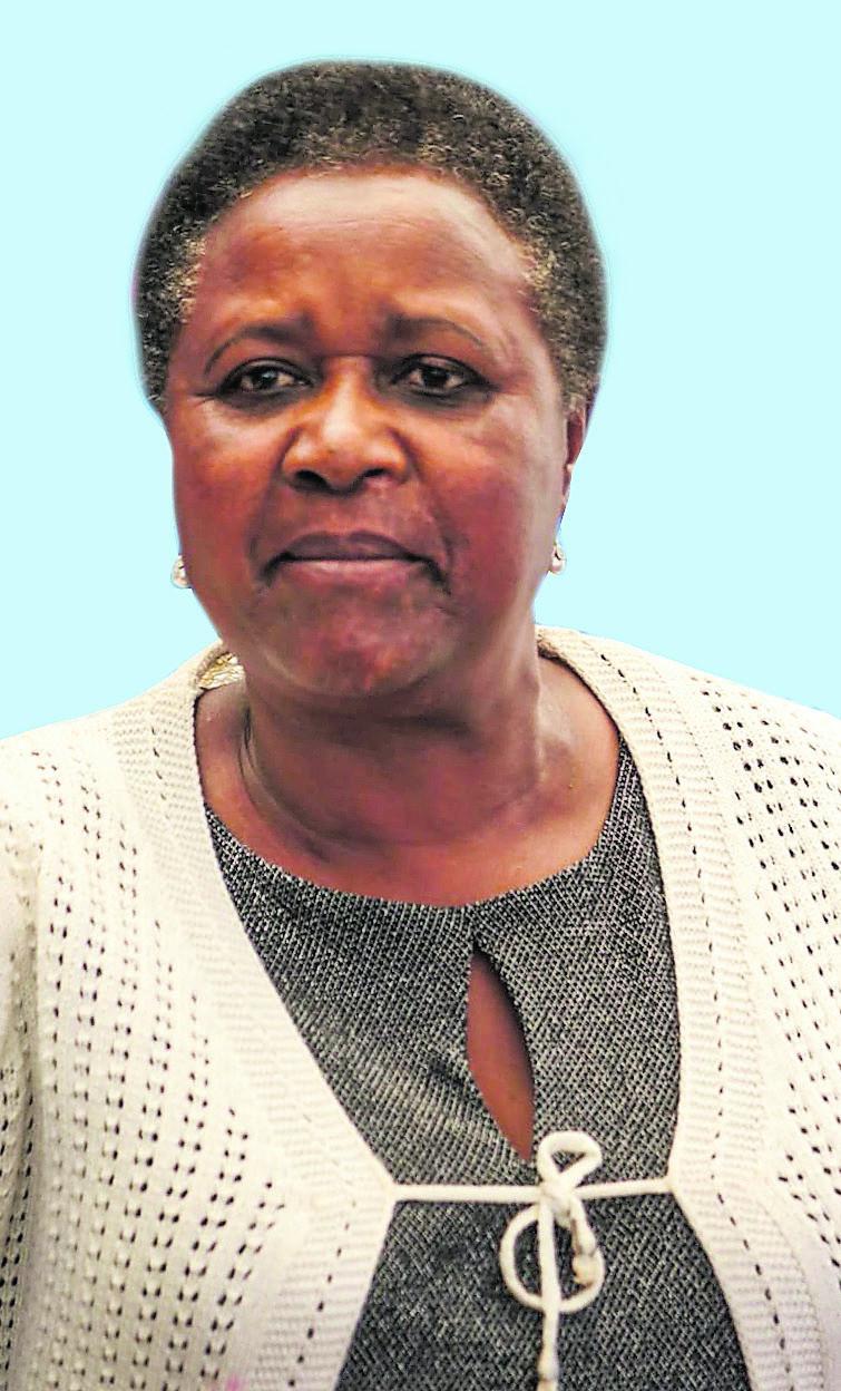 Edith Micere Chomba