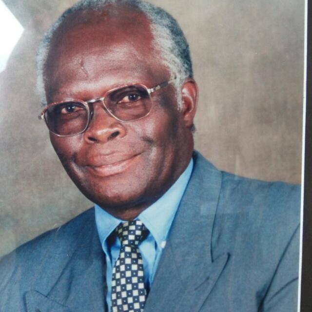 Dr. Samson B.A. Ogutu