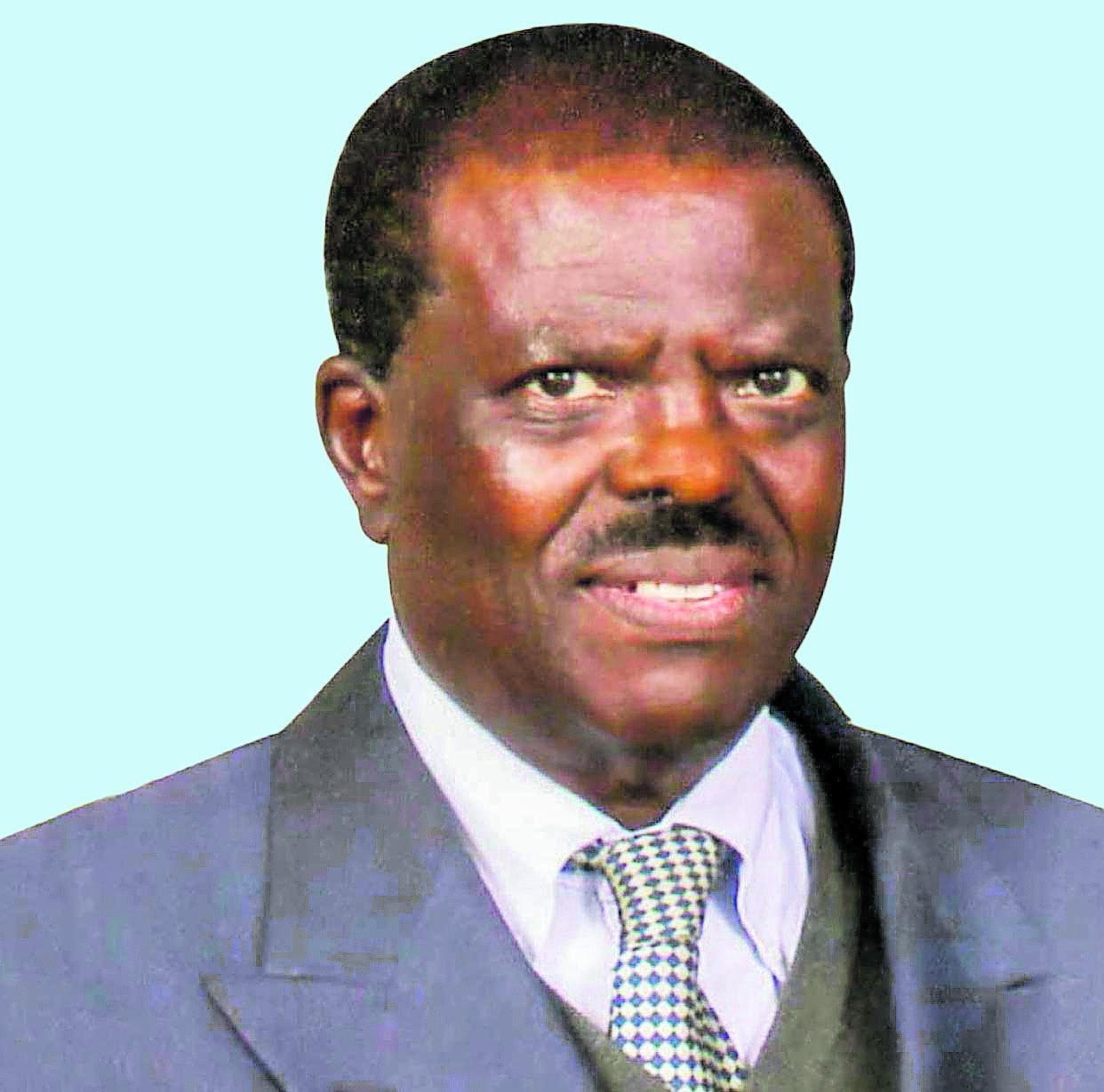 John Edward Mambo Wamugunda Muriuki, OGW.