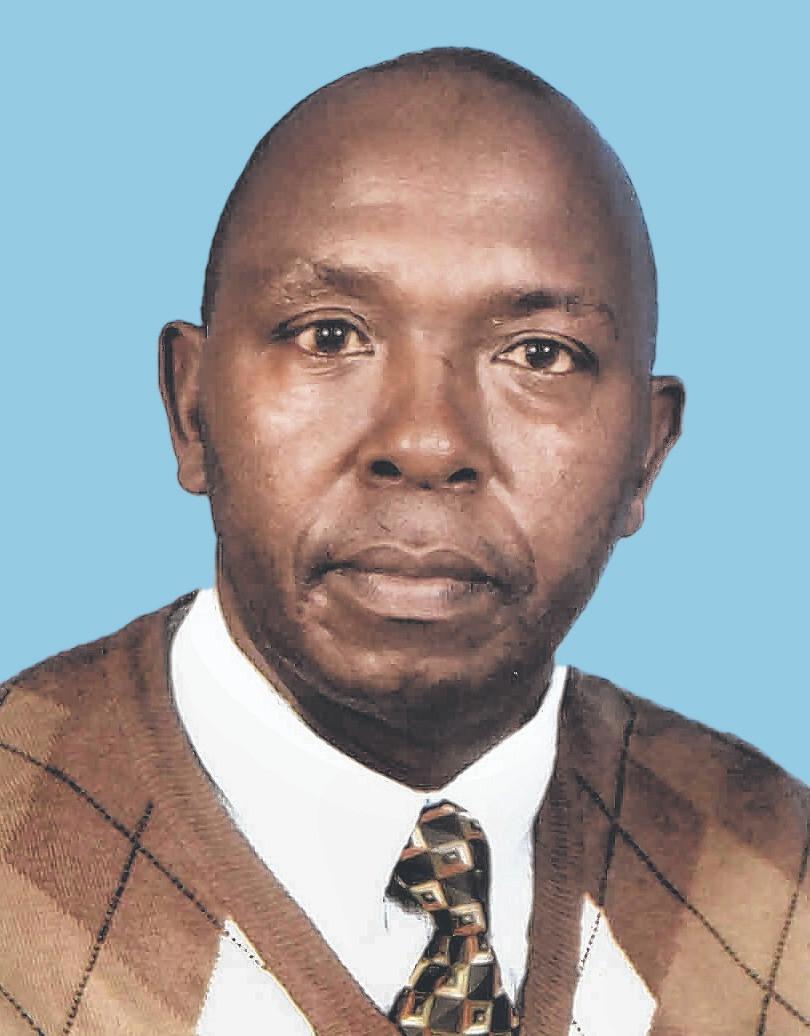 Peter Kimani Kamau