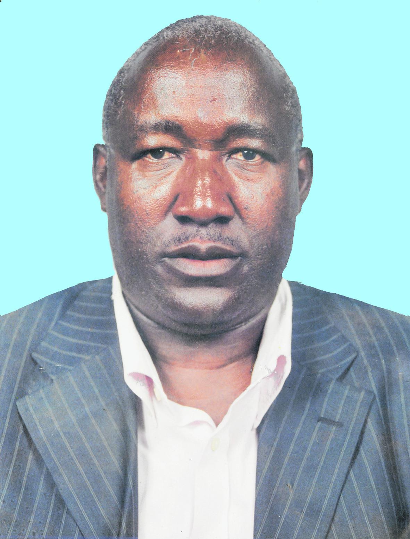 Peter Njogu Muranga (Jossy)