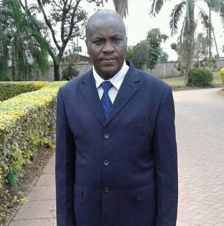 Timothy Bosire Morori