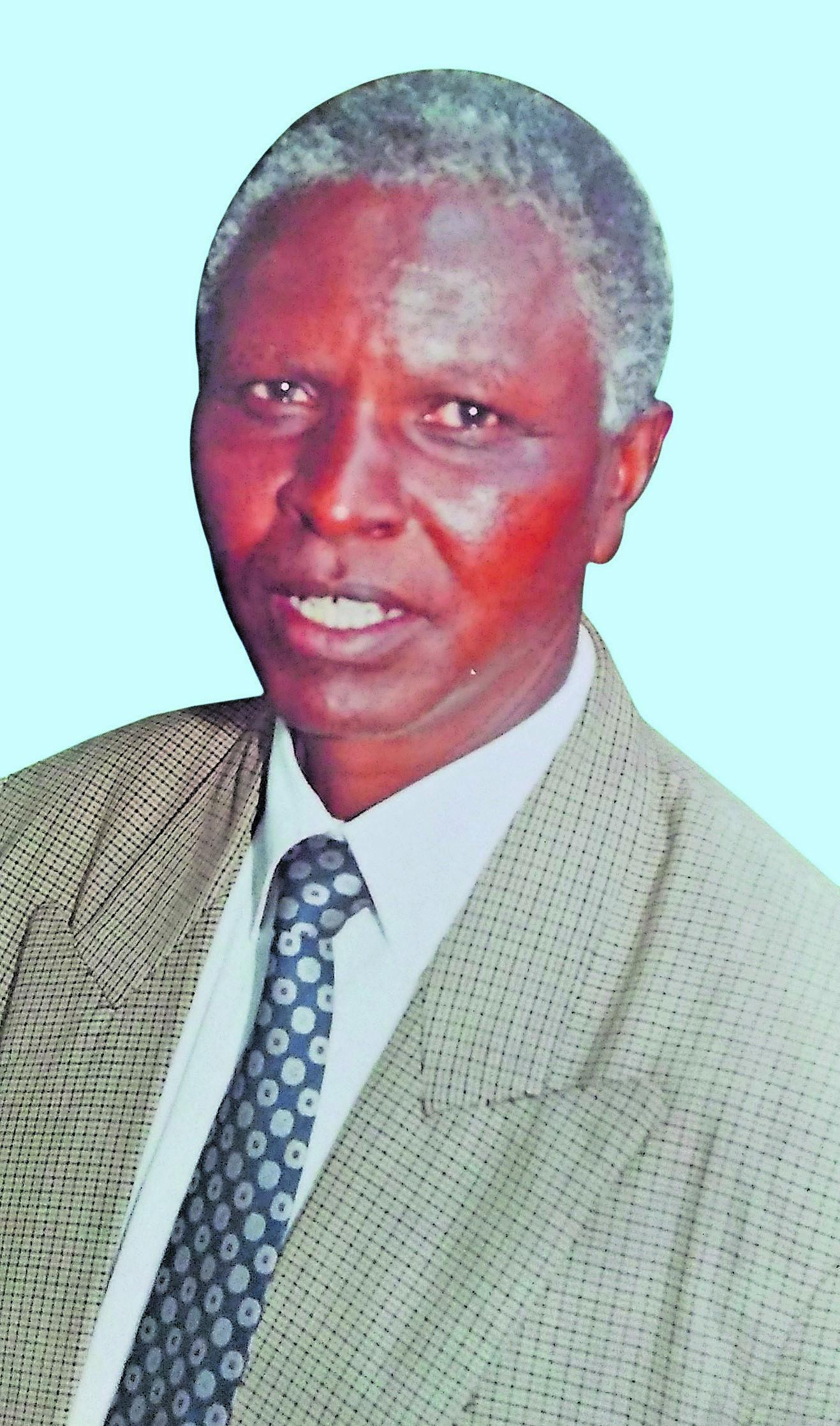 Joseph Mutunga Kithua