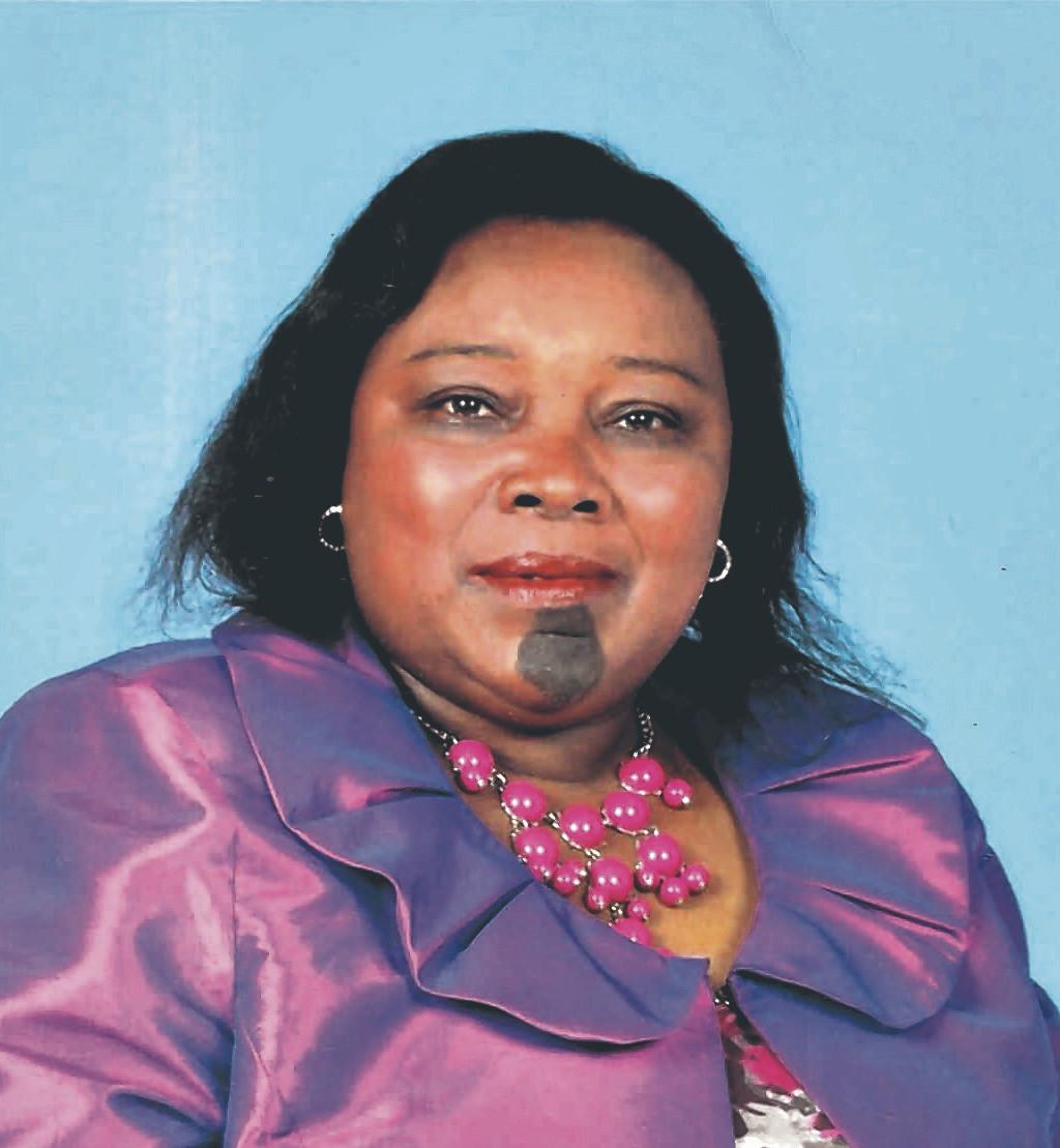 Rev. Margaret Wambui Kamau