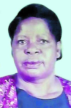 Senior Nurse Yunia Ingutia Maobe Shipiri