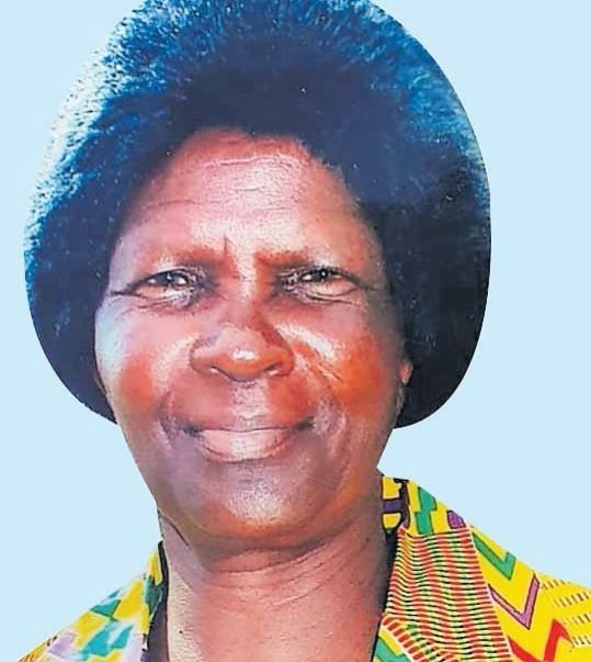 Mama Esther Asol Were