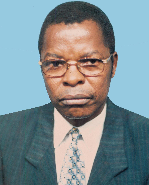 Stanley Kithagacha Kuura of Mukindu