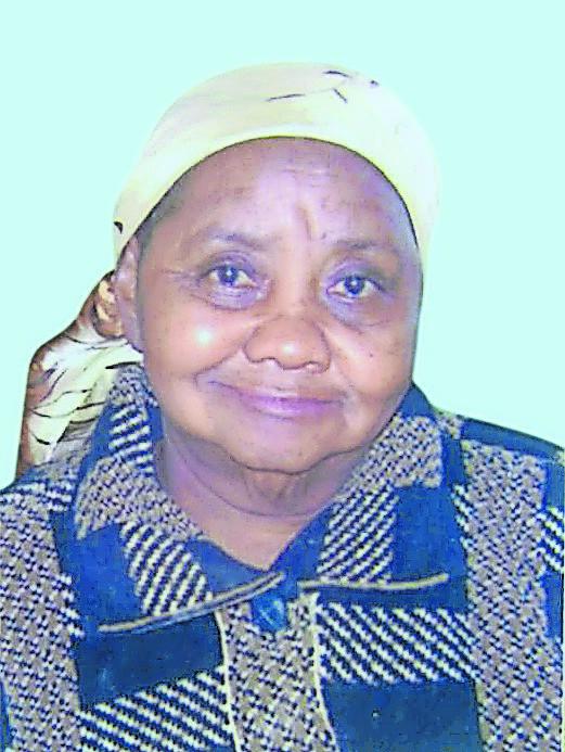 Mama Monica Wangui Wahome