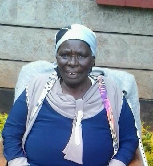 Teresia Wambui Kiongo (waGachoka)