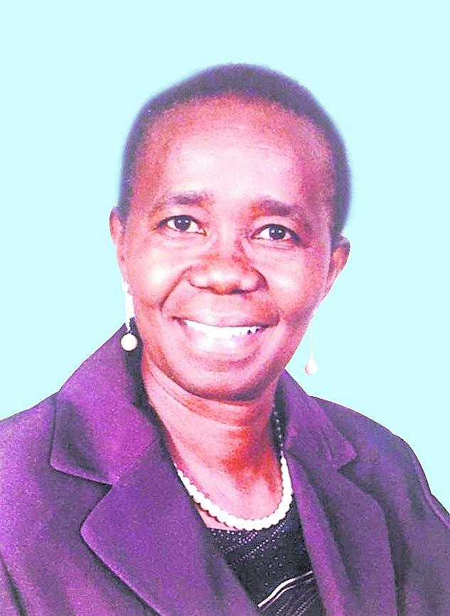 Mrs. Rosemary Nangira Andedo