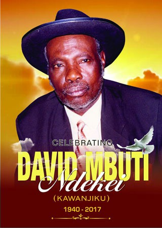 David Muti Ndekei