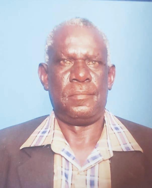 Julius Kibobori Ringera