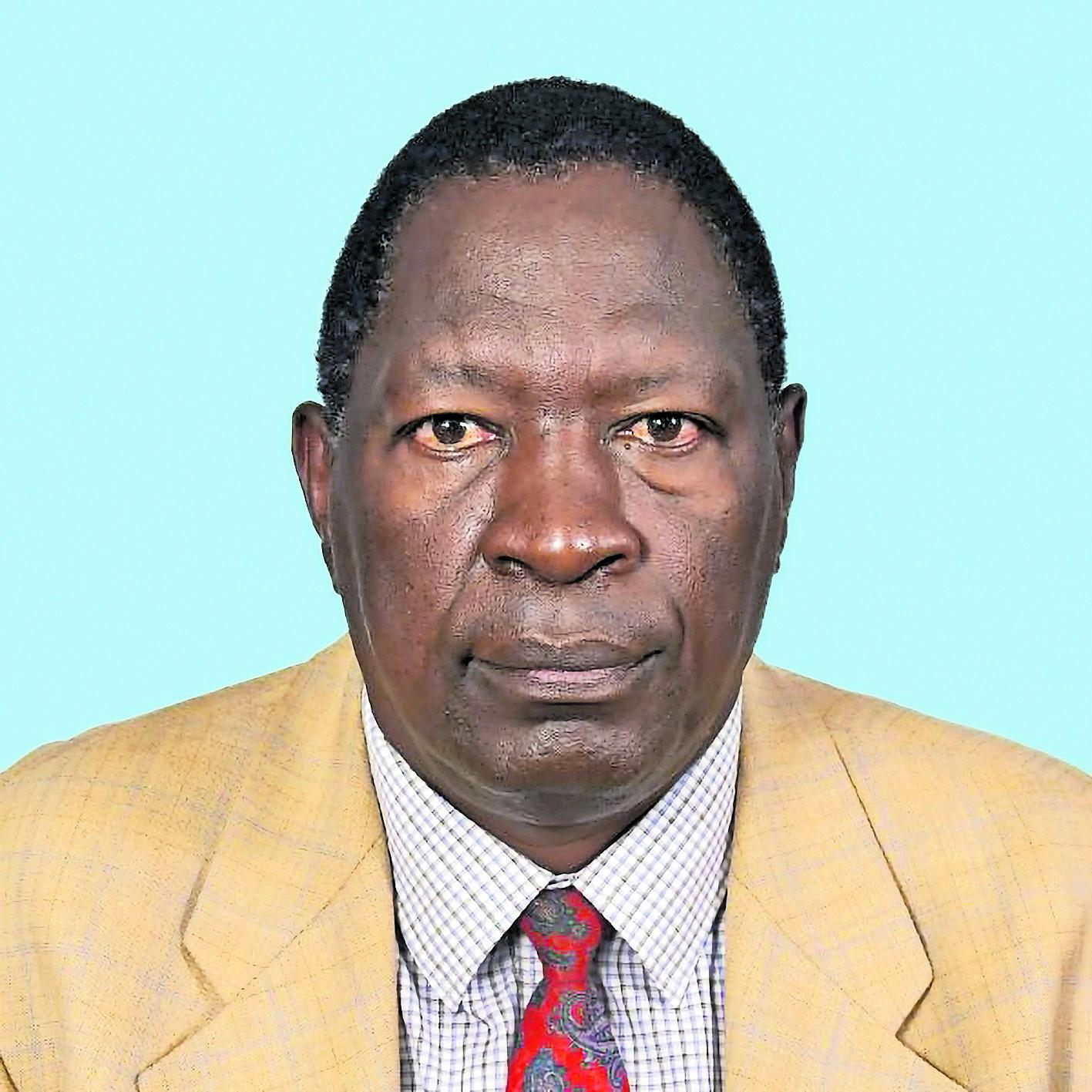 Mr. Geoffrey Kamau King'au