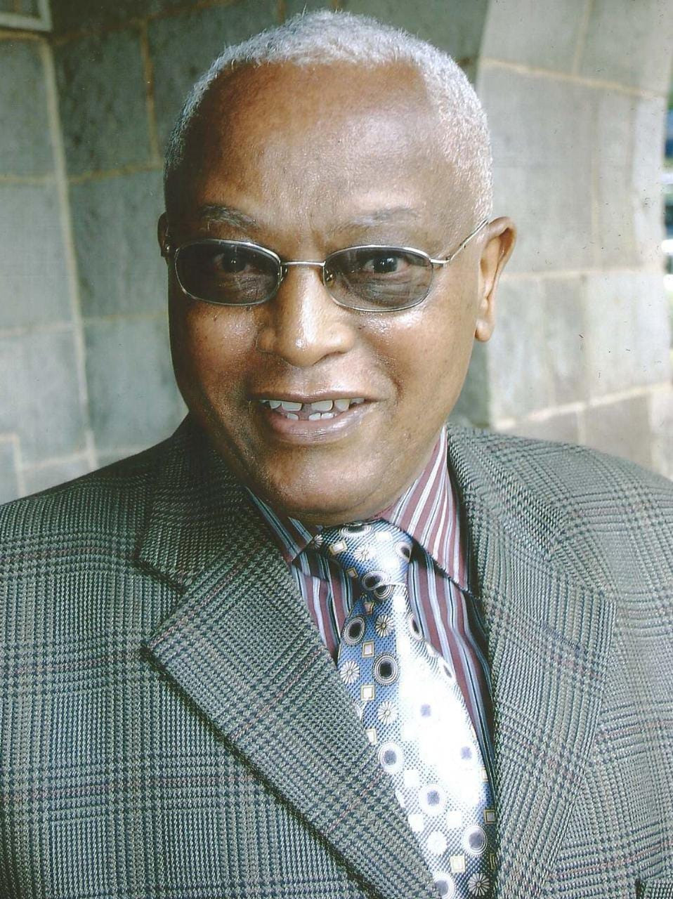 Pastor Bernard Wainaina