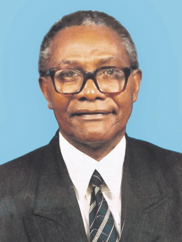 Dr. Peter Muli Muiva