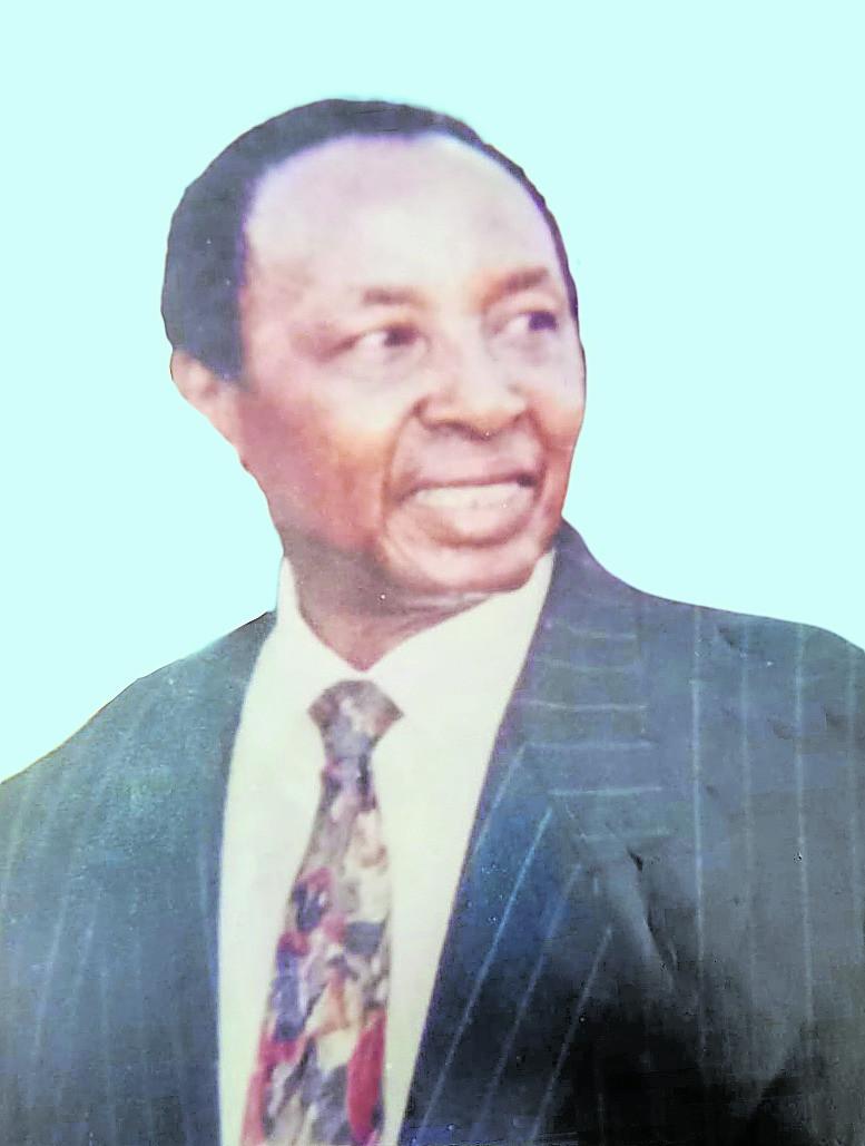 Andrew Mungai Muthemba