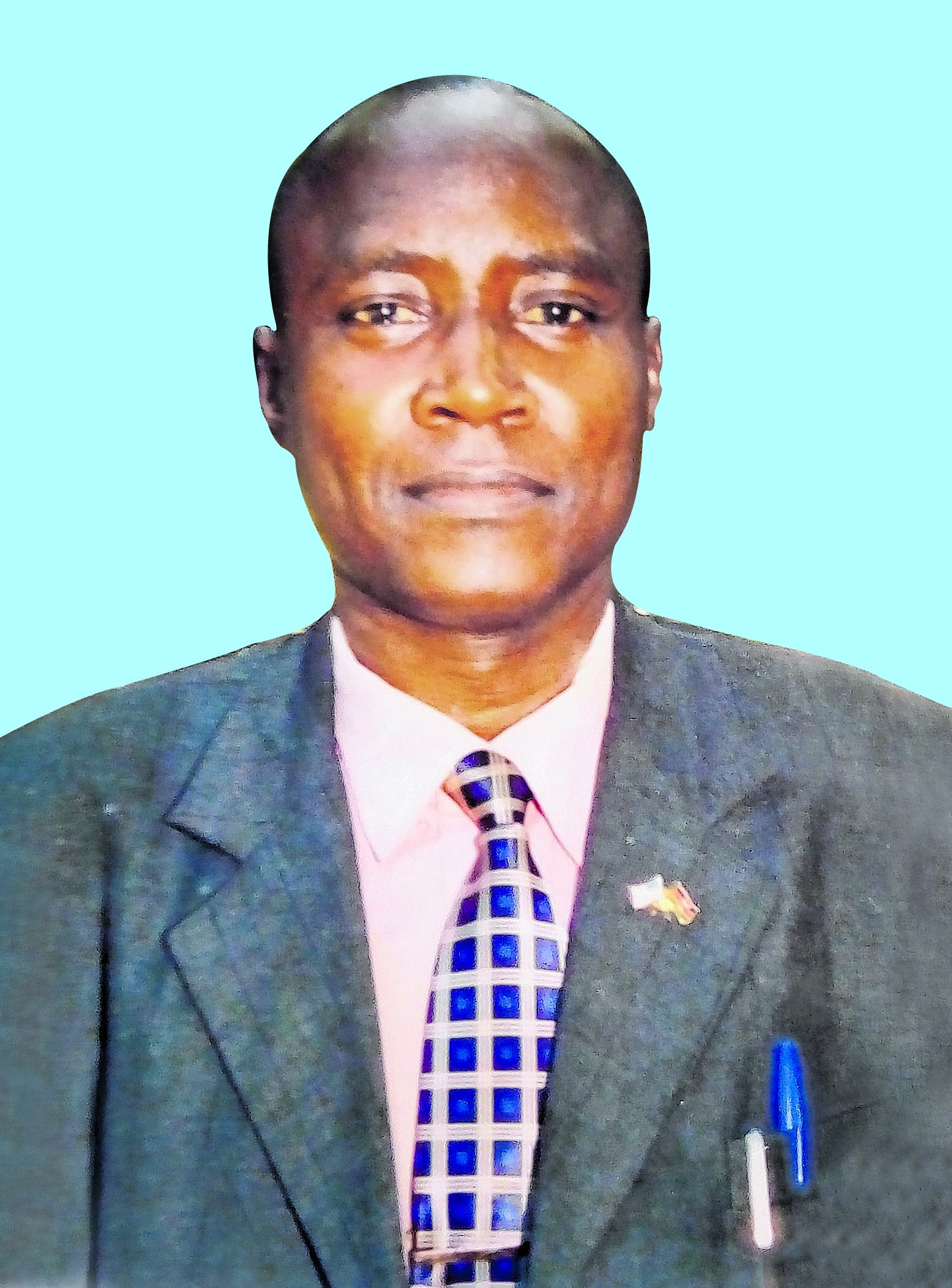 Bishop Michael Musili Kivuthu