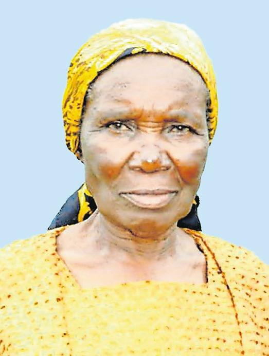 Rose Christine Aloo Otieno