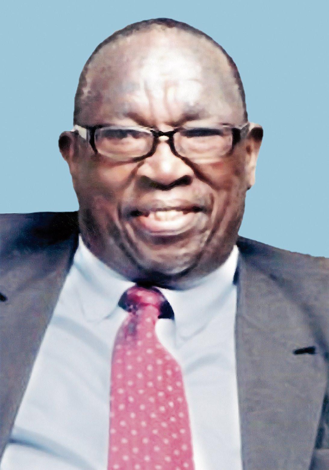 Joseph Wathika Kanyeki (Dad)