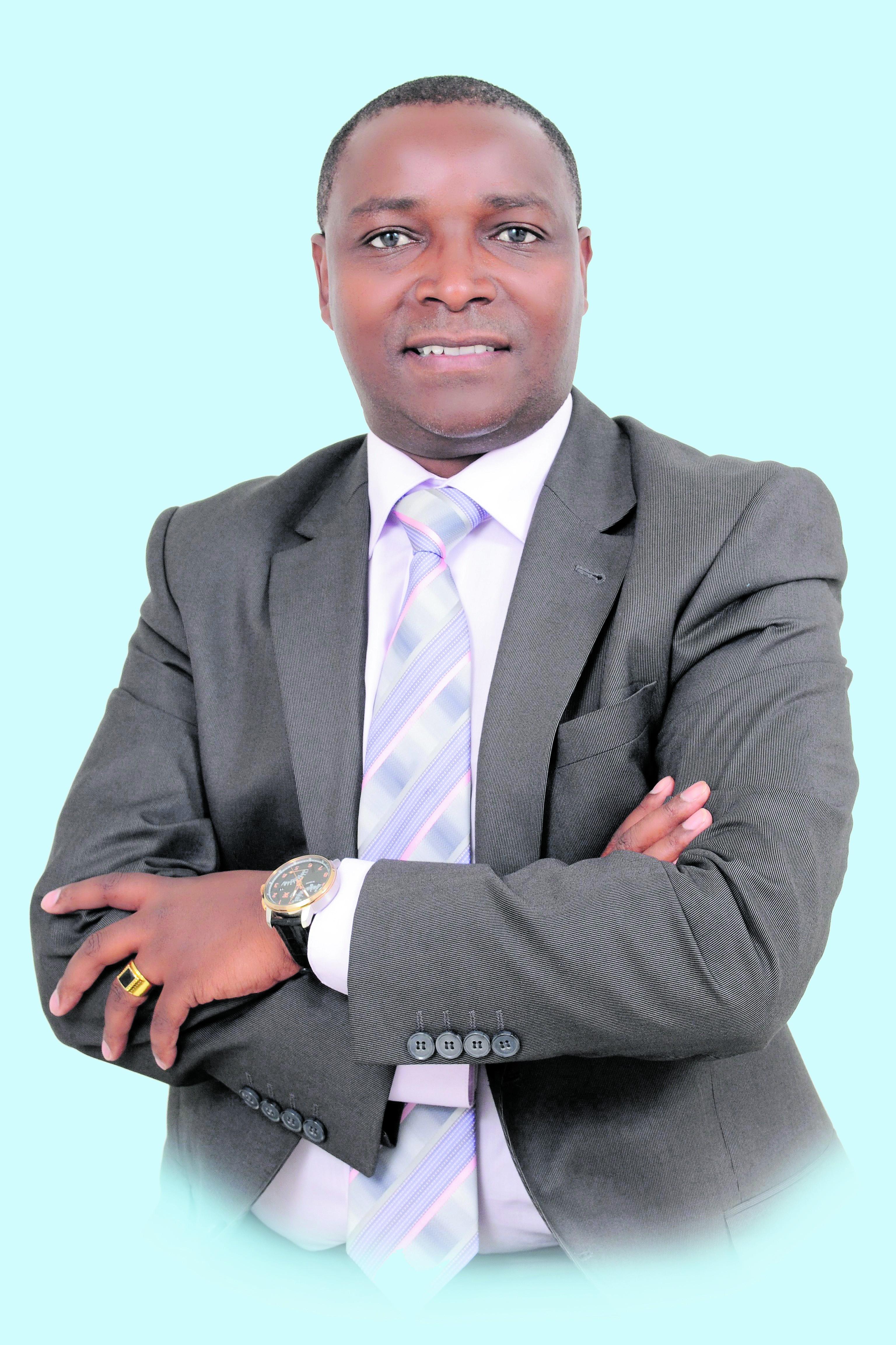 Dr. Kenneth Nyaga Marangu
