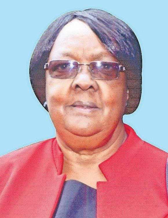 Pauline Wanjiku Thuo