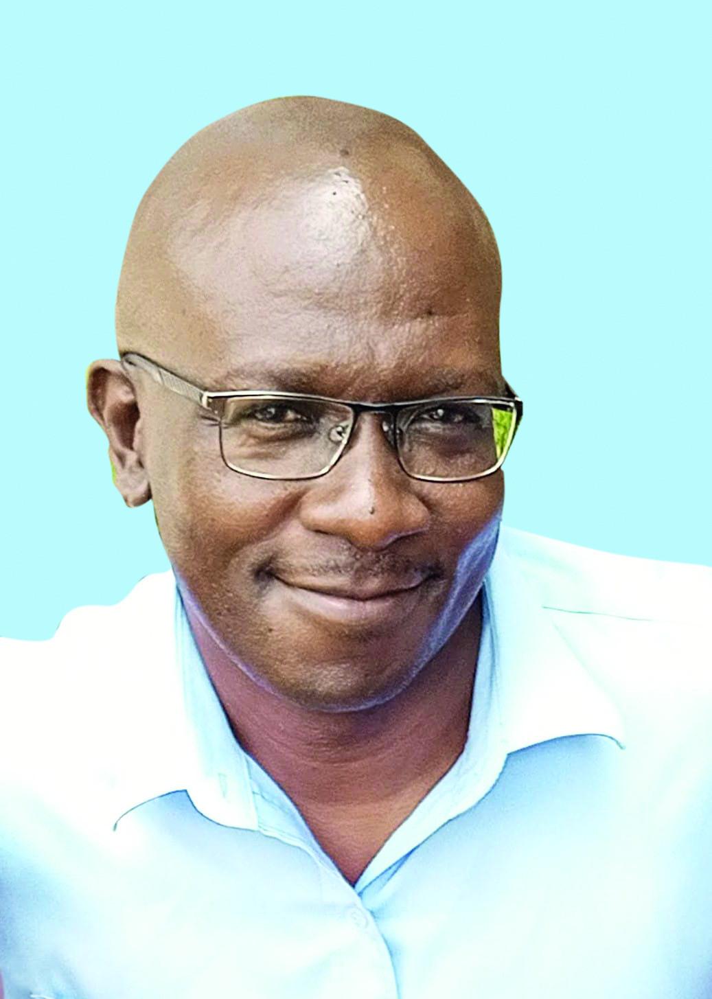 Mr. Vitalis Obonyo