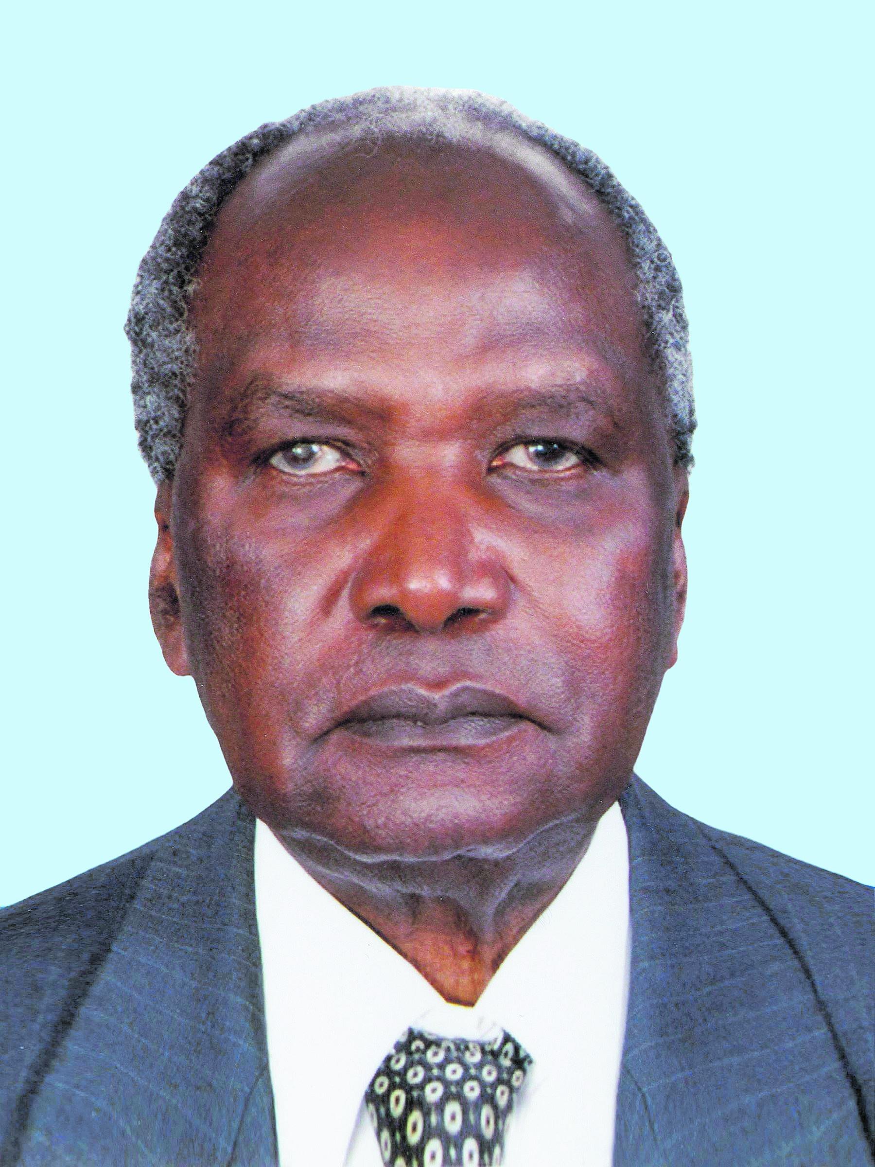 Eng. Edwin Dixon Wasunna