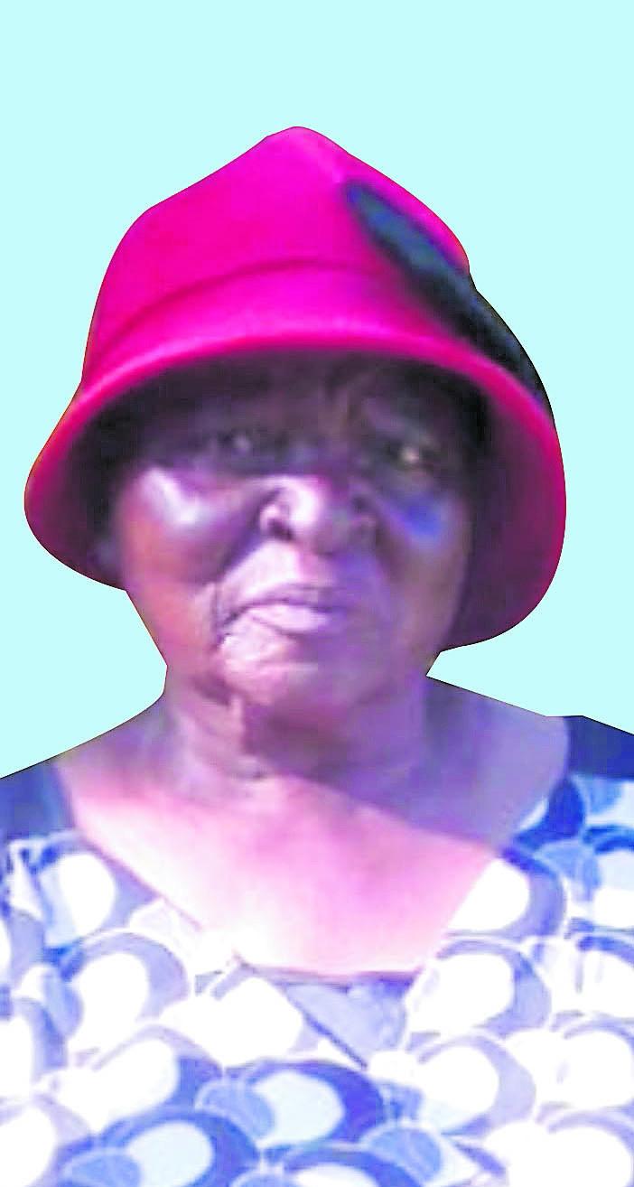 Beth Muthoni Douglas.