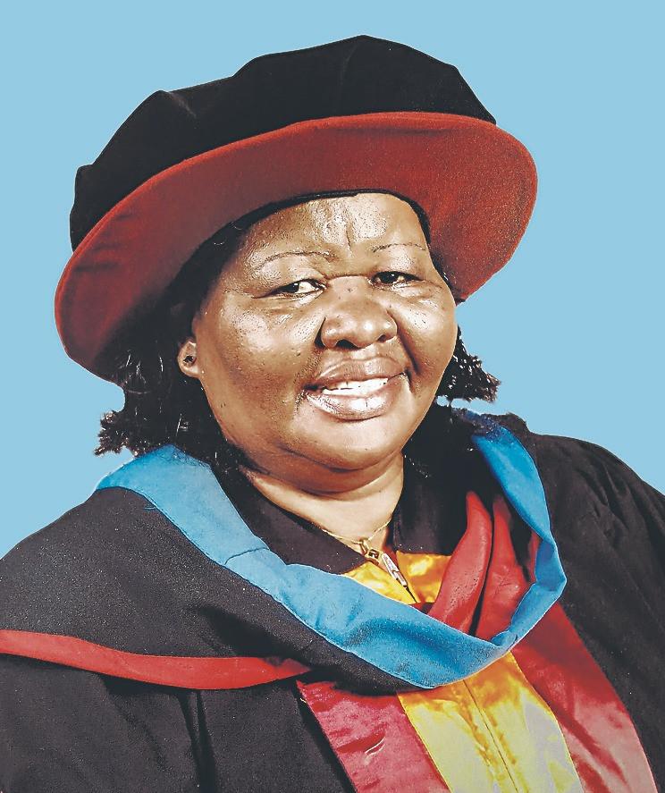 Dr. Roselinda Wairimu Njokah