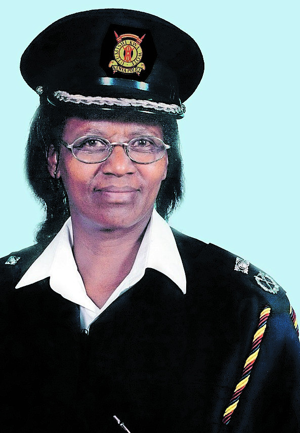 Clementine Esther Wanjiku Kamunyi           (Assistant Commissioner of Police (Rtd), HSC)