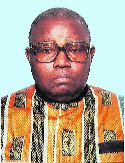Paul P. Mutuku Mbaluka