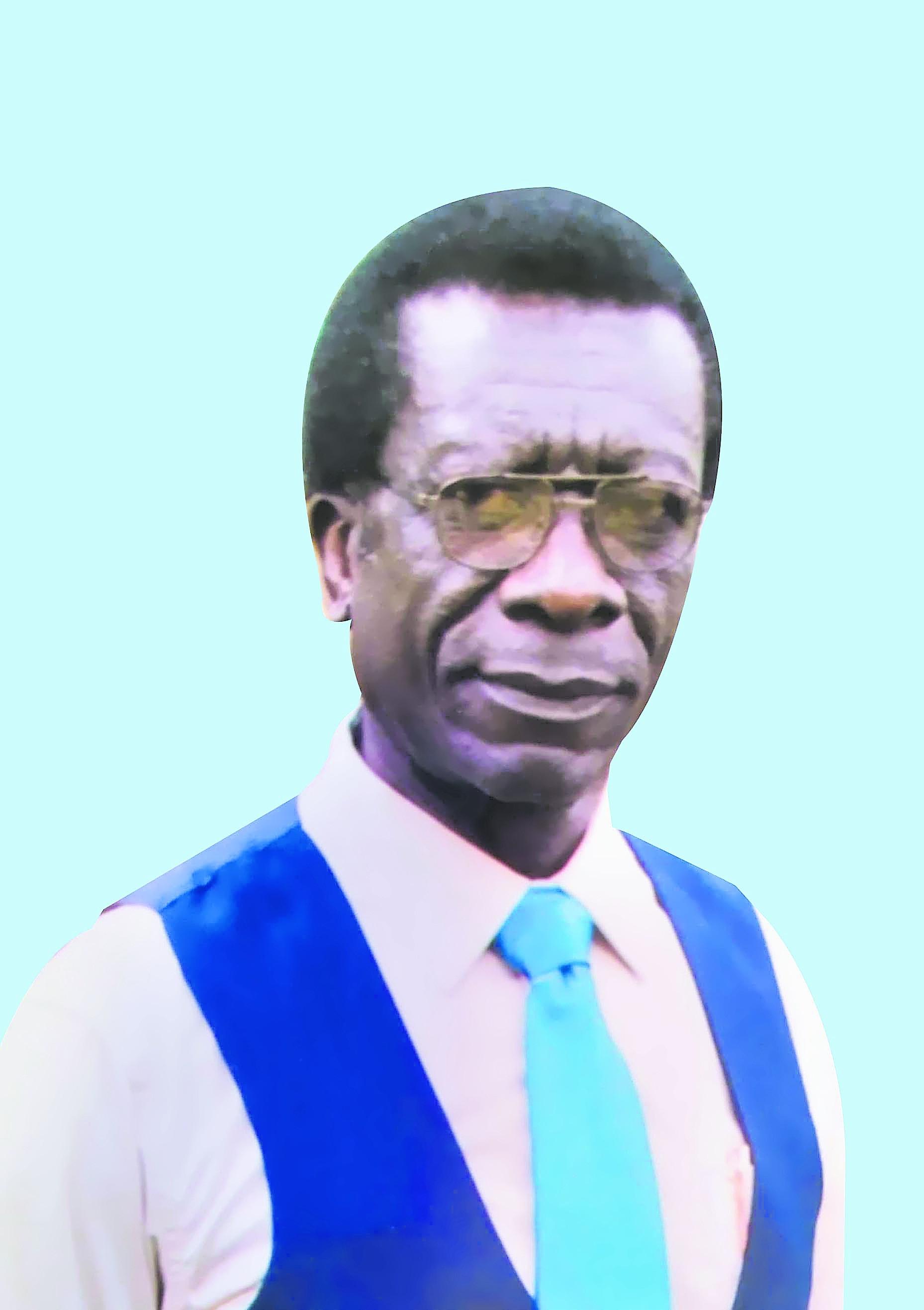John Luseso Shiramba