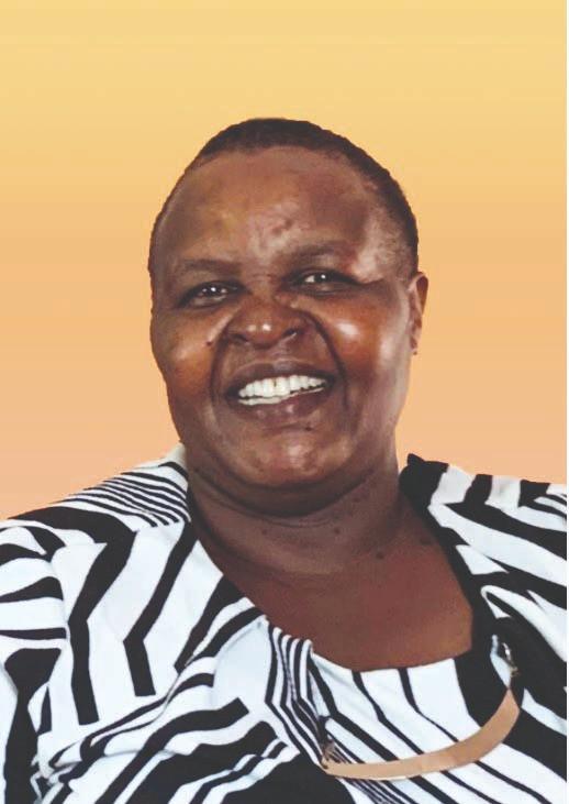 Grace Kabuchi Kimani