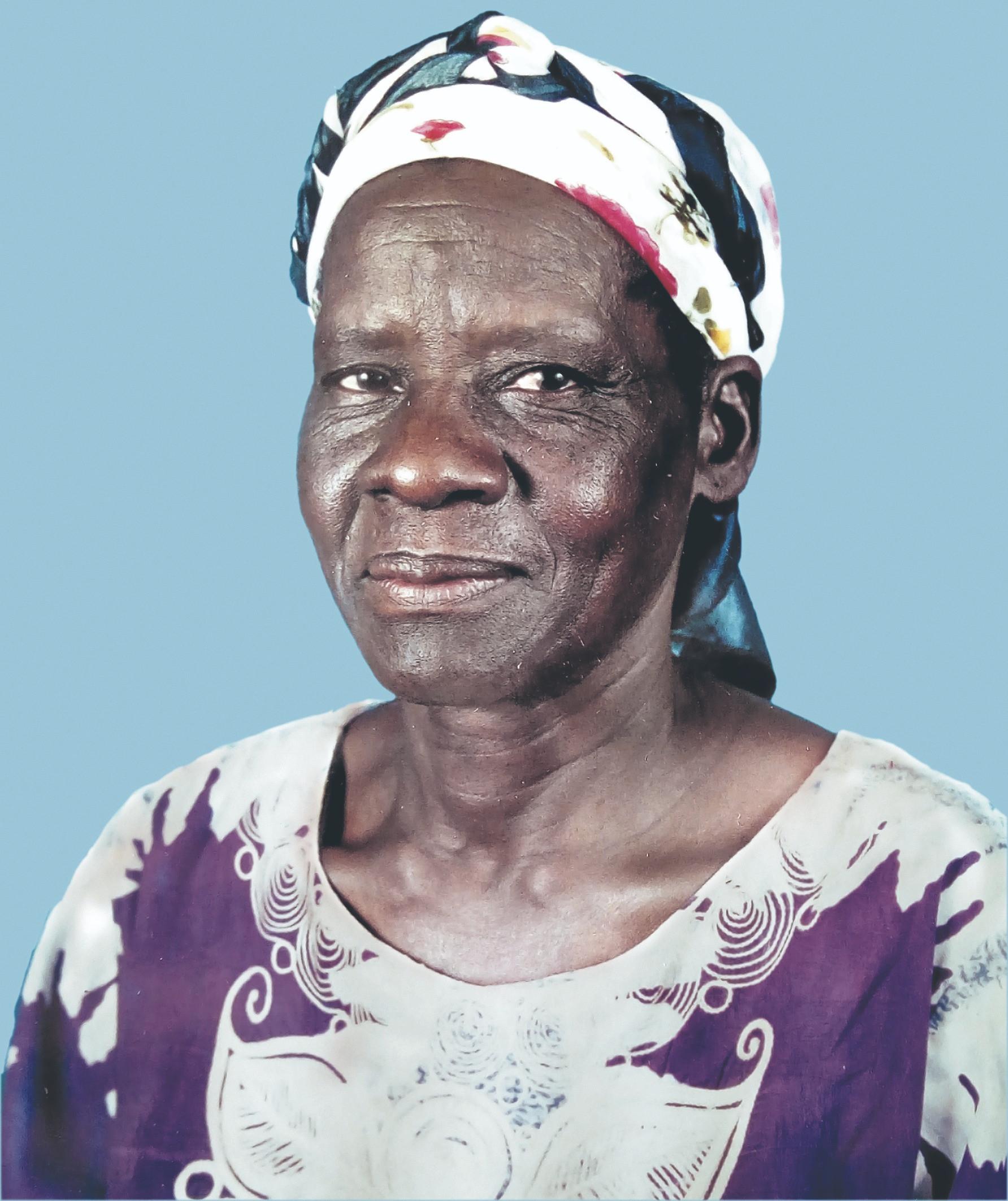 Margaret Wanyama Waswa
