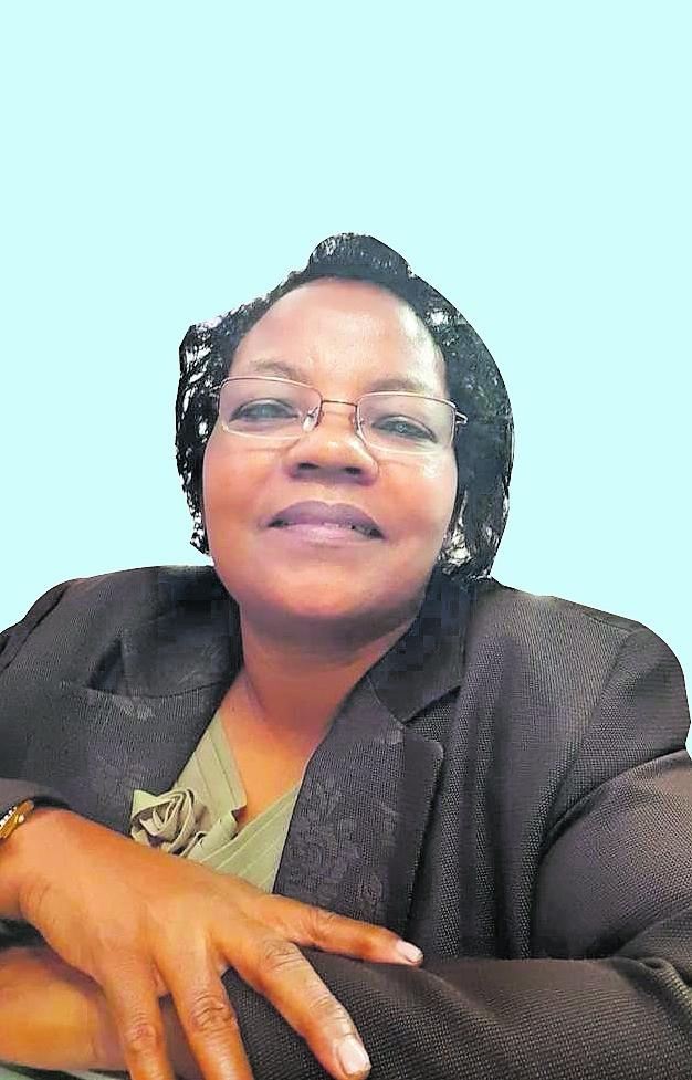 Esther Wambui  Muguro