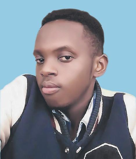 David Wainaina Kamunge (Naish)