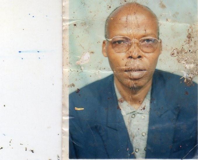 Mwalimu Leonard M. Muthuri