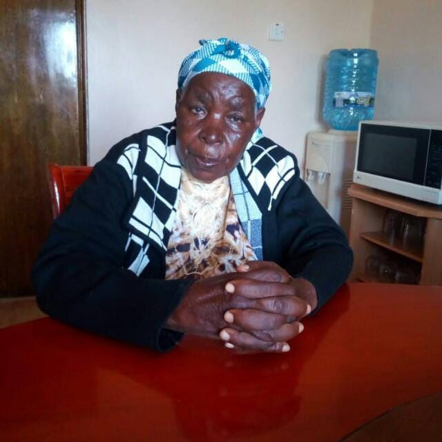 Mama Agnes Keene Ogari