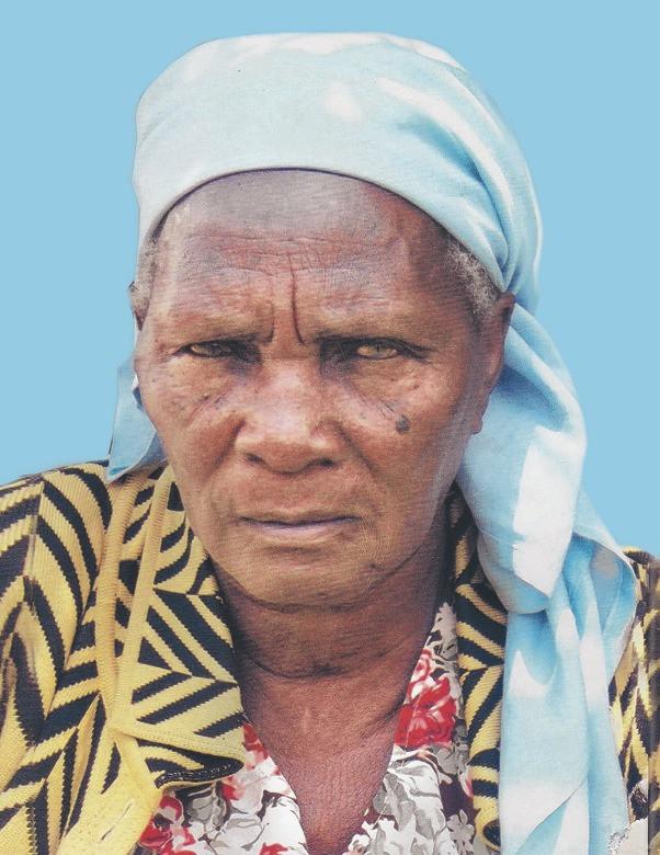 Mama Jemima Nyanchama Mankone