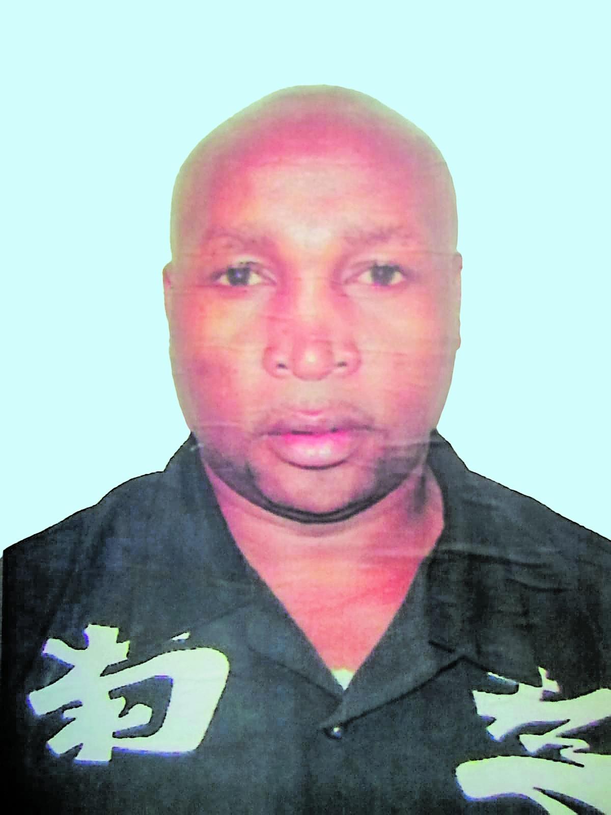Robert Nzivo Muthusi