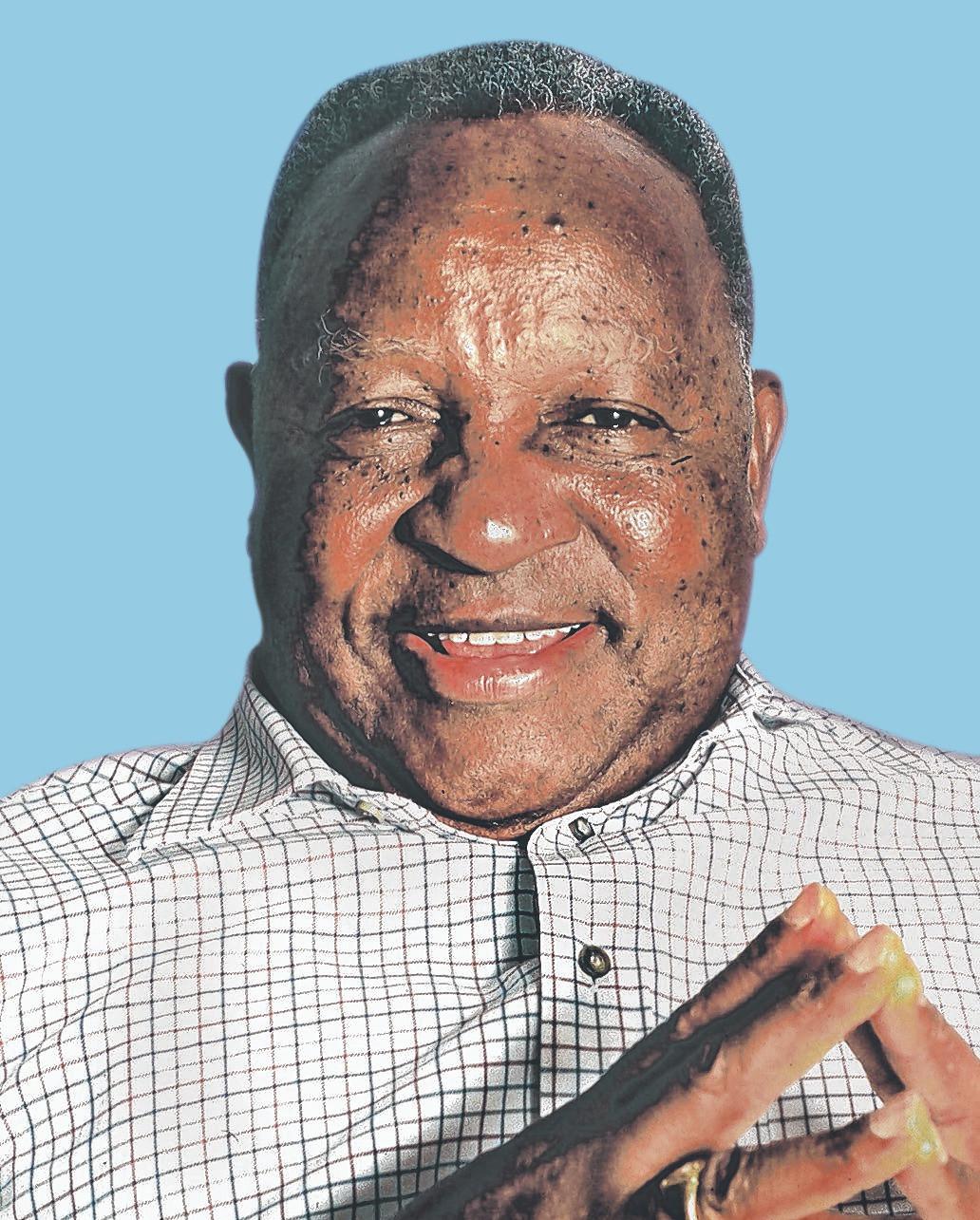 Hon. Kenneth Stanley Njindo Matiba