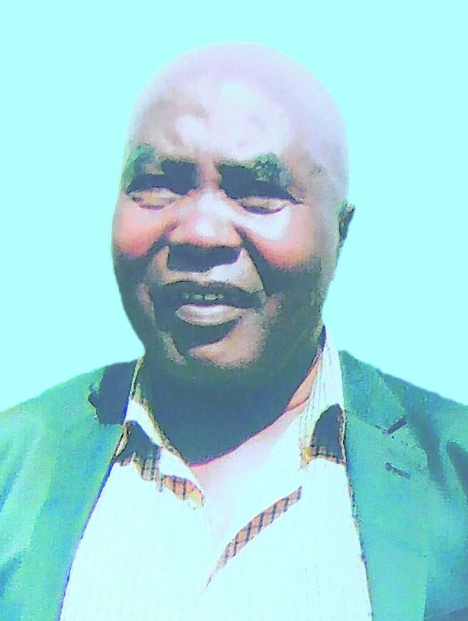 Joseph  Ranji Njenga
