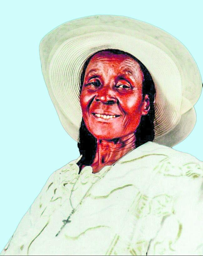 Mama Margaret Akoth Buodo Okeyo