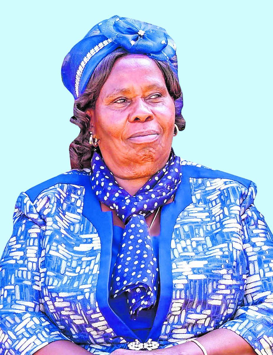 Hannah Njeri Muitie (Nyina wa Waweru)